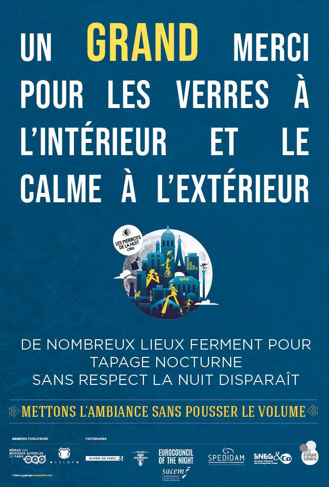 Affiche 3 © Les Pierrots de la Nuit